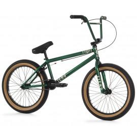 "FIEND Bicicleta BMX 2020 Type O 20.5"" TT verde translucent"