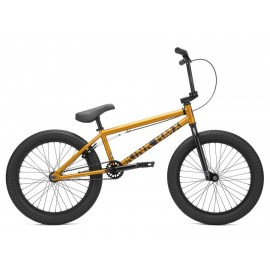 KINK Bicicleta BMX 2021 Curb Portocaliu