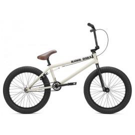 KINK Bicicleta BMX 2021 Gap Alb