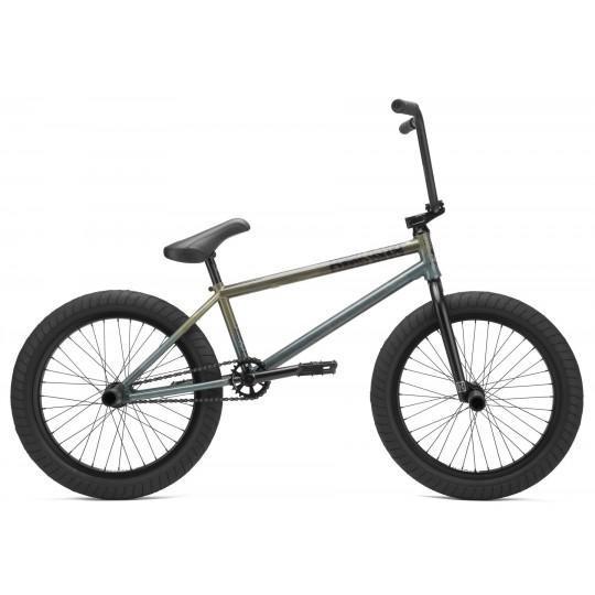 KINK Bicicleta BMX 2021 Cloud Turcoaz-Verde lime