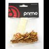 PRIMO Nipluri auriu 14G 16mm aluminiu - set 50 buc.