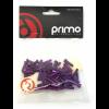 PRIMO Nipluri mov 14G 16mm aluminiu - set 50 buc.