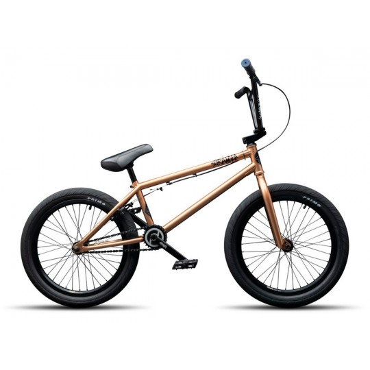 STRANGER Bicicleta BMX 2018 Crux FC 20.75 gri-negru