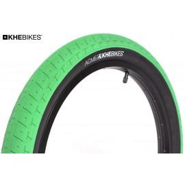KHE Cauciuc ACME 20x2.40 verde-negru