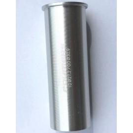 FOURIERS Adaptor pentru tija de sa 30.9 x 27.2 90mm, Argint
