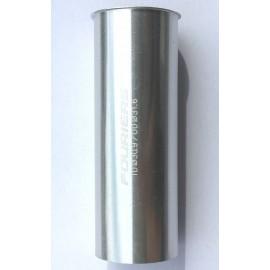 FOURIERS Adaptor pentru tija de sa, 31.6 x 30.9 80mm, Argintiu