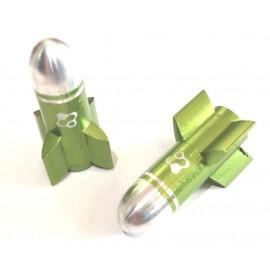 FOURIERS Capac ventil Rocket Verde Mar