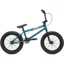 KINK Bicicleta BMX 2021 Carve 16 turcoaz