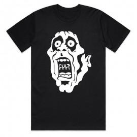 CULT Tricou Screamer - negru - L