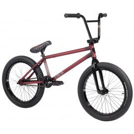 SUBROSA Bicicleta BMX 2021 Novus Ray Signature Rosu Mat Translucent