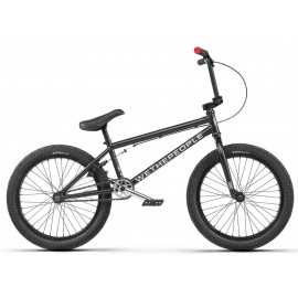 "wethepeople Bicicleta BMX 2021 CRS  20.25"" TT negru"