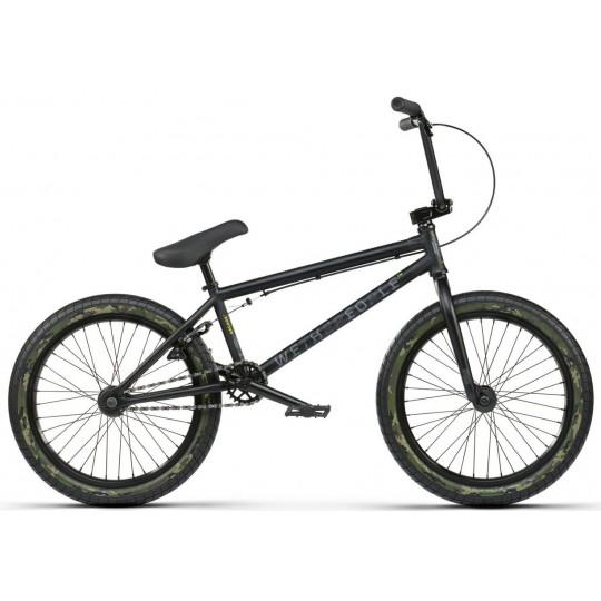 "wethepeople Bicicleta BMX 2020 Arcade 20"" negru mat 21"" TT"