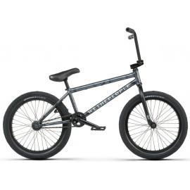 "wethepeople Bicicleta BMX 2020 Justice 20"" negru mat 20.75"" TT"