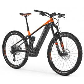 """MONDRAKER Bicicleta electrica Crafty R 29"""" Negru/Portocaliu 2021"""