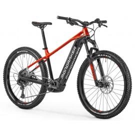 """MONDRAKER Bicicleta electrica Prime+ 27.5"""" Rosu/negru 2021"""