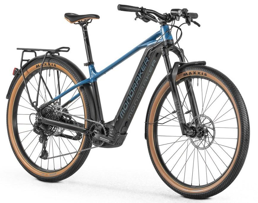 "MONDRAKER Bicicleta Prime 27.5""+ Negru/Albastru 2020"