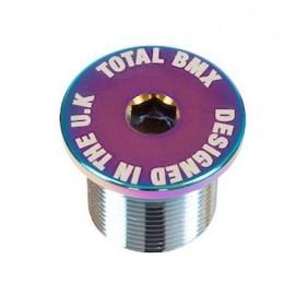 Total BMX Top Cap M25 - Oil slick