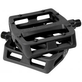 ODYSSEY Pedale BMX Grandstand V2 Plastic, negru