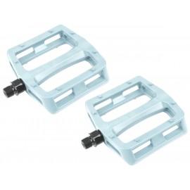 ODYSSEY Pedale BMX Grandstand V2 Plastic, albastru deschis