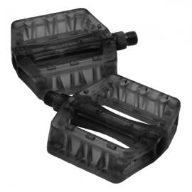 SNAFU Pedale BMX PC - negru