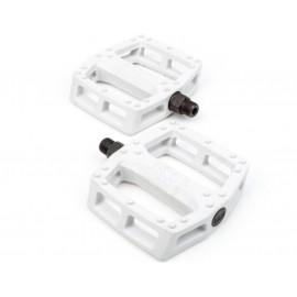 BSD Pedale BMX SAFARI plastic - alb