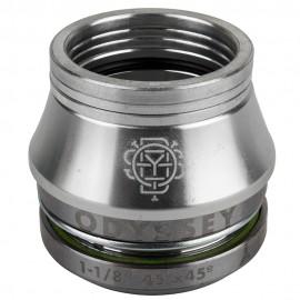 ODYSSEY Headset Integrat Pro Conical 1 1/8 argintiu