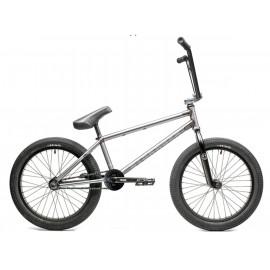 STRANGER Bicicleta BMX Level Freecoaster 20.75 Gri Mat RHD