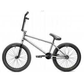 STRANGER Bicicleta BMX Level Cassette 20.75 Gri Mat LHD