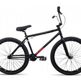 STRANGER Bicicleta Creeper 26 Negru Mat-Chrome