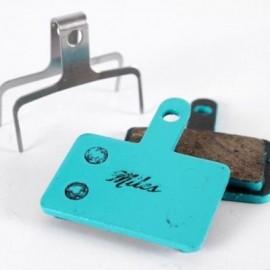 MILES RACING Plăcuțe de frână Semi Metalice Shimano De. M515/525
