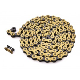 KHE Lant BMX  , auriu/negru