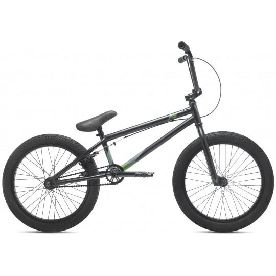 """VERDE Bicicleta BMX 2021 AV 20""""TT - negru mat"""