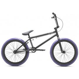 """VERDE Bicicleta BMX 2021 Eon 20.5""""TT - negru mat"""