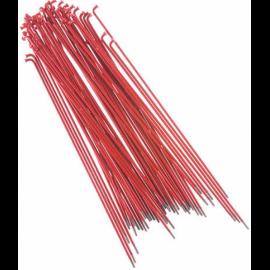 PRIMO Set spite si nipluri 184mm rosu (36 buc/set)