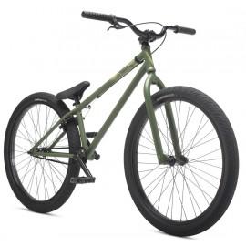 VERDE Bicicleta DJ Theory 26'' - verde mat