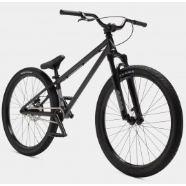 VERDE Bicicleta DJ Radix 26'' - negru mat