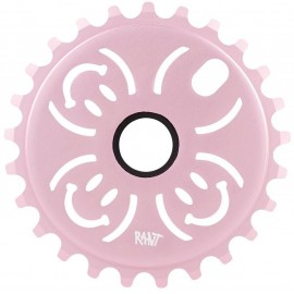 RANT Foaie angrenaj H.A.B.D. 25T  Pink