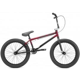 KINK Bicicleta BMX 2022 Curb Rosu-Negru