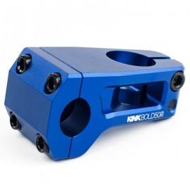 KINK Pipă Bold FL 6061-T6 Aluminiu 50mm albastru