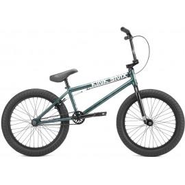 KINK Bicicleta BMX 2022 Launch Verde galaxy
