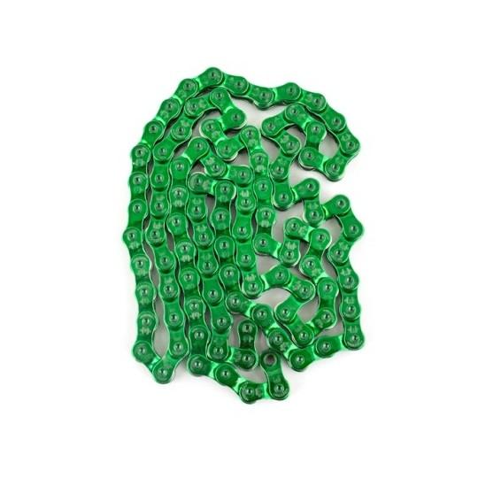 MISSION Lanț Half Link verde