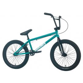 "SUNDAY Bicicleta BMX 2022 Primer verde  20""TT"