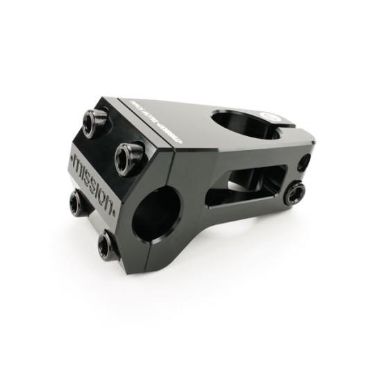 MISSION Pipă Talon CNC 6061 T-6 FL negru