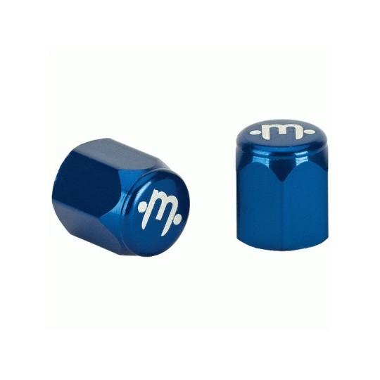 MISSION Capac Ventil Aluminiu Albastru