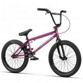 wethepeople Bicicleta BMX 2021 CRS RSD FC 20.25TT mov translucent