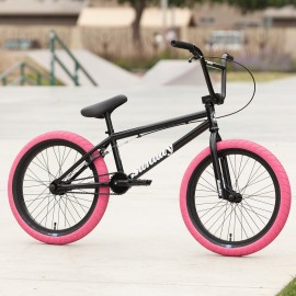 SUNDAY Bicicleta BMX 2022 Blueprint 20TT negru-pink