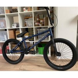 STRANGER Bicicleta BMX Level Caseta 20.75 Albastru Mat