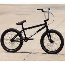 "SUNDAY Bicicleta BMX 2022 Primer negru mat 21""TT"