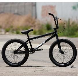 "SUNDAY Bicicleta BMX 2022 Scout negru 20.75""TT"