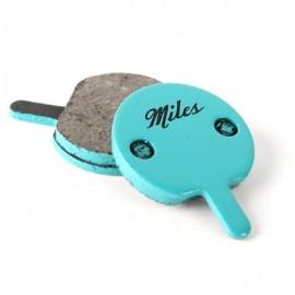 MILES RACING Plăcuțe de frână Semi Metalice Hayes MX2 & MX3 & Sole